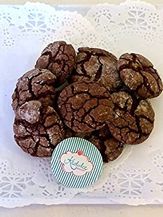 Galleta Artesana Chocolate sin gluten: Amazon.es ...