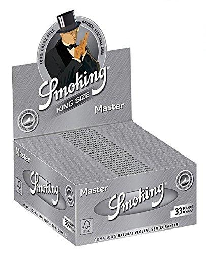 50 Smoking Brand Master Ultra Thin Ultra