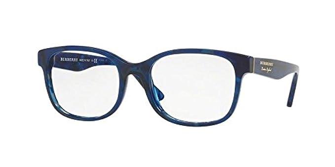 Burberry 0BE 2263 3001 53 Gafas de Sol, Negro (Balck), Mujer ...