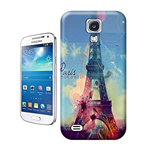 Unique Phone Case Eiffel Tower Hard Cover for samsung galaxy s4 cases-buythecase