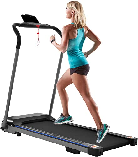 MORNOR Slim Folding Treadmill