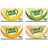 True Lemon 200ct Variety Pack Bag (50 ea. True Lemon, Lime, Orange and Grapefruit)