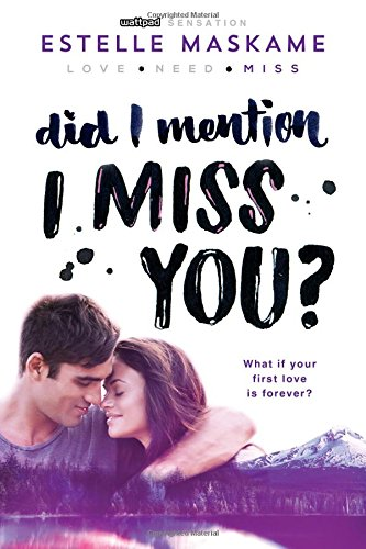Did I Mention I Miss You? (Did I Mention I Love You (DIMILY)) -