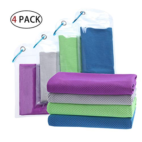 SIMSIMY Cooling Absorbent Microfiber Athletes product image