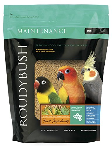 RoudyBush Daily Maintenance, Mini Pellets