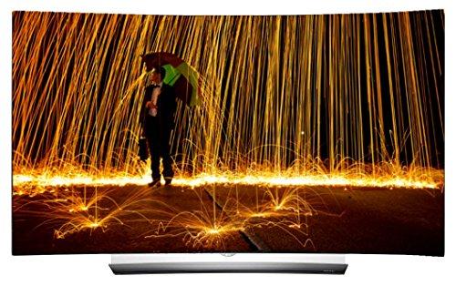 LG OLED55C6D 139 cm (55 Zoll) Curved OLED Fernseher (Ultra HD, Dual Triple Tuner, Smart TV, 3D plus)