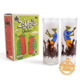 Beachbum Berry Zombie Glasses - 15oz (450ml) / Set of 2