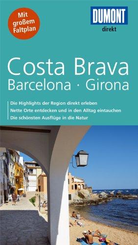 DuMont direkt Reiseführer Costa Brava, Barcelona, Girona