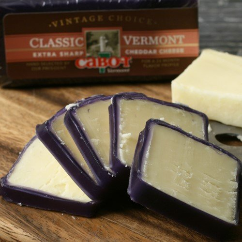 Cabot Vintage Choice Cheddar (8 ounce) made in New England