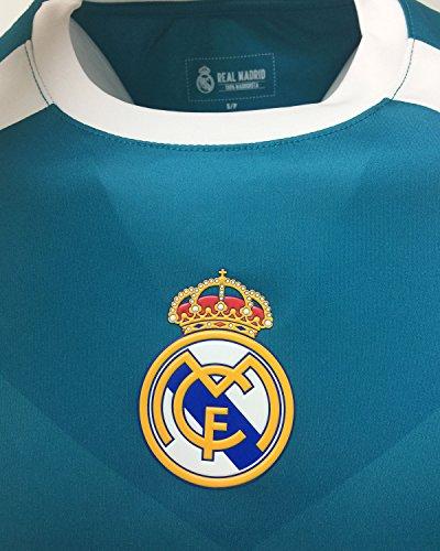 Amazon.com: Real Madrid - Camiseta de entrenamiento oficial ...
