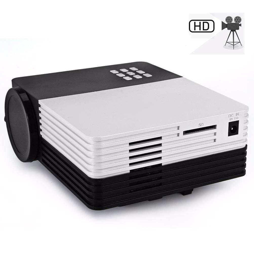 QLPP Full HD de Cine Profesional de Cine en casa proyector de ...