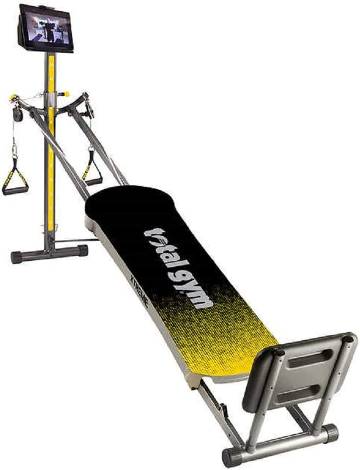 Total Gym Xtreme Home Gym, Exercise & Fitness - Amazon Canada