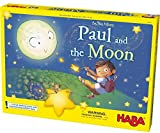 Best HABA Board Games Kids - HABA Paul and The Moon Cooperative Memory Game Review