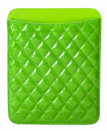 Mellow World Fashion Infini Ipad Carrier Case, Green, One Size ()