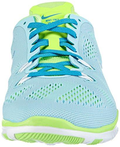Nike Free 5.0 TR Fit 5 - Zapatillas, unisex Blau (Stll Blue/Bl Lgn-Flsh Lm-White)