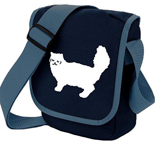femme pour Pixie White porter Navy à Bag Bag l'épaule à S Cat Sac qtHExqOwB