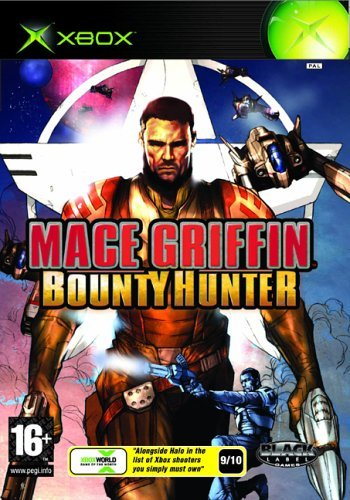 Bounty Xbox Mace Hunter Griffin - Mace Griffin: Bounty Hunter (Xbox) by Activision Blizzard