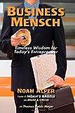 Business Mensch, Noah Alper and Thomas Fields-Meyer, 0984072241