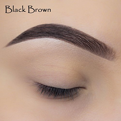 Jonteblu Automatic Eyebrow Pencil (Black Brown)