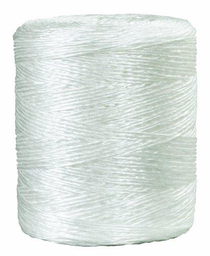 Aviditi TWT280 Polypropylene Tying Twine, 3 Ply, 2800' Lengt