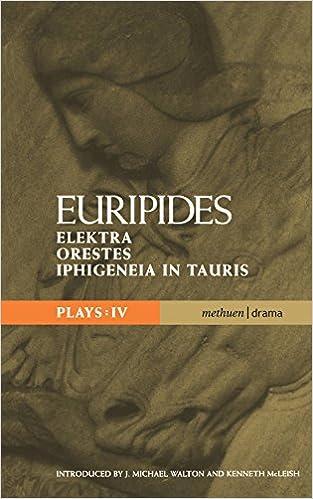 Euripides Plays 4: