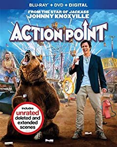 Cover Image for 'Action Point [Blu-ray + DVD + Digital]'