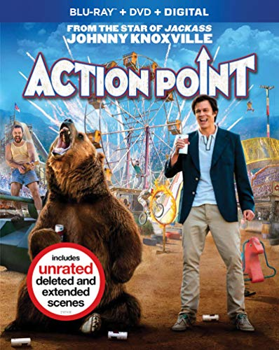 Action Point 2018 480p BRRip Dual Audio In Hindi 300MB