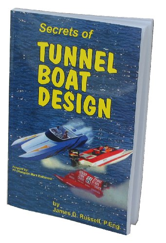 Boats Tunnel Hull (Secrets of Tunnel Boat Design)