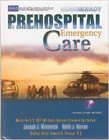 prehospital emergency care mistovich pdf
