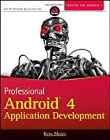 Professional Android 4 Application Development, 3rd Edition Front Cover