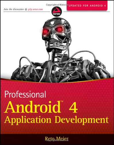 Professional Android 4 Application Development