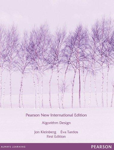 Algorithm design pearson new international edition 1 jon kleinberg algorithm design pearson new international edition by kleinberg jon tardos eva fandeluxe Images