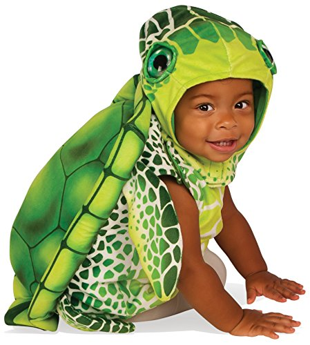 Rubie's Costume CO. Baby Turtle Costume, As Shown, - Costume Turtles