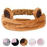 bear ear headband - M-FIT Beauty Hair Band with Bear Ears for Girls (bear-ears)