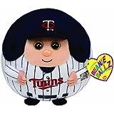 Ty Beanie Ballz MLB Minnesota Twins Plush