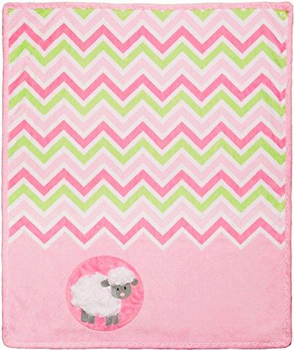 Lamb Ziggy Minky Cuddle Kit Shannon Fabrics Quilt Kit by Shannon Fabrics