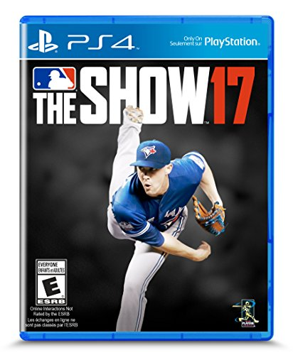 Mlb 17 The Show   Playstation 4 Standard Edition