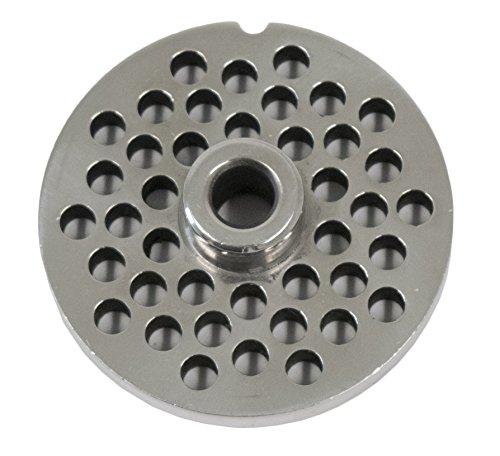 - American Eagle Food Machinery AE-G12N/08-06#12 Grinder Plate 1/4