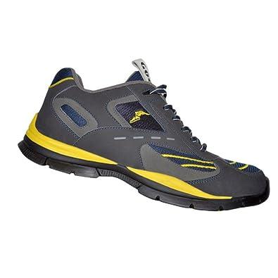 Calzado de seguridad GoodYear G138/3014 G3000 S1, color gris, talla 41