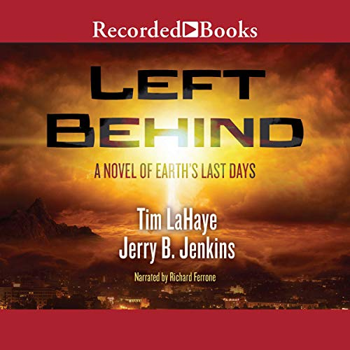 Left Behind Audiobook [Free Download by Trial] thumbnail