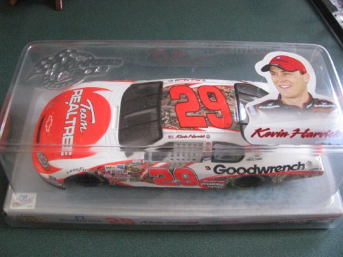 2004 Kevin Harvick #29 Team Realtree Winners Circle 1/24 Scale Diecast