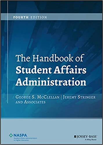 Amazon the handbook of student affairs administration the handbook of student affairs administration 4th edition fandeluxe Choice Image