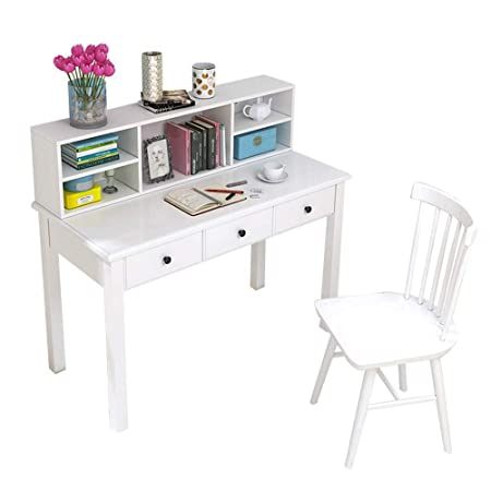 Juego de mesa para silla de escritorio para niños Madera sólida ...