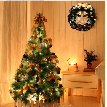 30Cm Christmas Ball Bell Garland Merry Christmas Wreath Door Wall Christmas Decoration^. (Disco Ball Streamers compare prices)