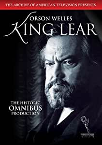 King Lear: Omnibus - The Historic TV Broadcast