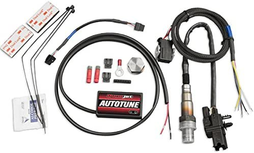 Dynojet Power Commander V w// Ignition Adjustment and O2 Oxygen Optimizer 17-033