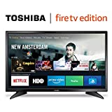 Toshiba 32-inch 720p HD Smart LED TV - Fire TV Edition - Best Reviews Guide