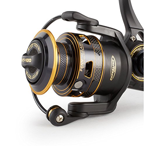 Penn 641-1366184 Clash Spinning Fishing Reel