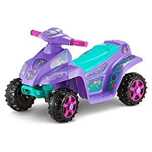 Kid-Trax-Melody-Toddler-Quad-6-V-Battery-Powered-Scoot-Atv-Kids-Electric-Ride-on-Car