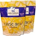 Citric Acid - 10 Pounds (2-5 lb bags)...